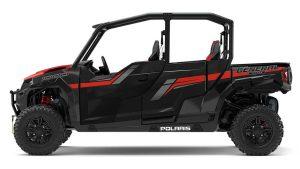 Polaris General 4 1000 EPS Black Pearl