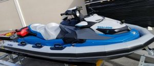 Sea-Doo with WING Bumper for Search and Rescue