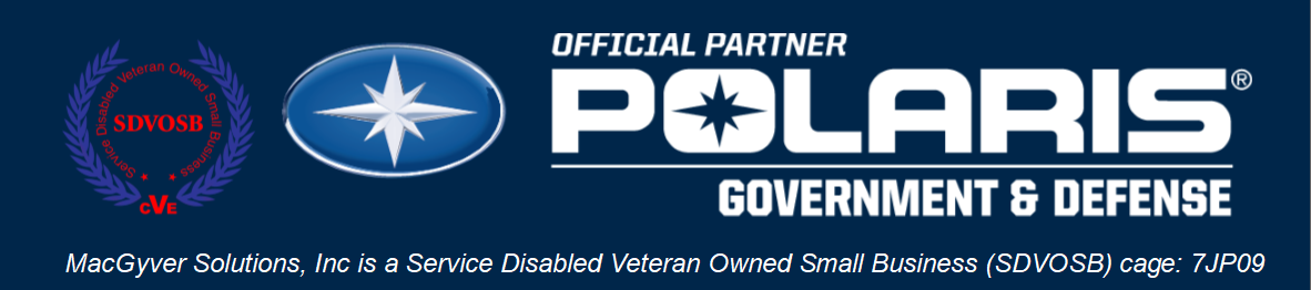 Polaris Government and Defense Official Partner - MacGyver Solutions, Inc.