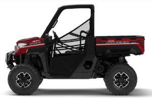 Polaris Ranger XP 1000 EPS Sunset Red Metallic