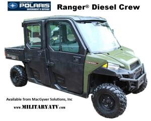 Polaris Ranger Diesel Crew
