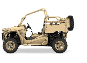 Polaris MRZR-D2 Military Utility Vehicle