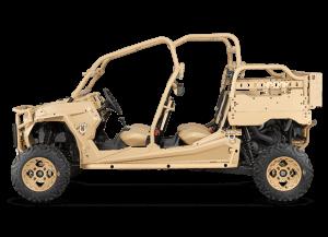Polaris MRZR-D4 Military Utility Vehicle