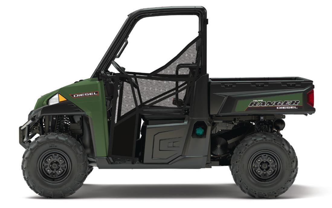 Polaris Ranger Diesel Utility Vehicle