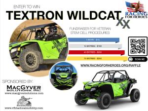 Win a Textron Wildcat