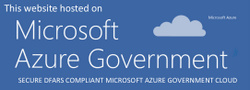 DFARS Compliant Azure Government