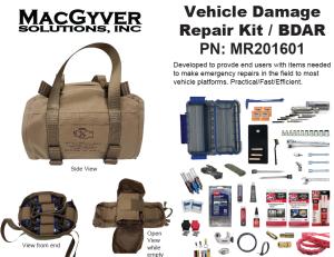 BDAR kit for NSCV